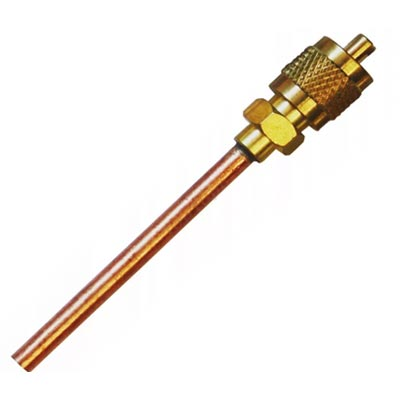 Клапан Шредера 70 мм 1/4 0,5